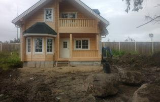 Возведение домов (3)