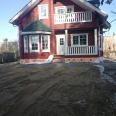 Возведение домов (4)